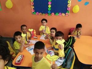 Yellow Day Celebration